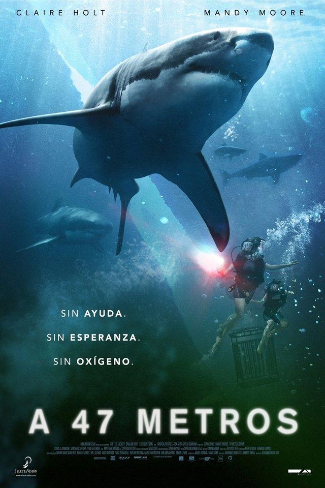 Ver Terror a 47 metros (2017) HD 1080p [Latino/Inglés ...